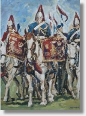 On Parade.  Ref.hors018
